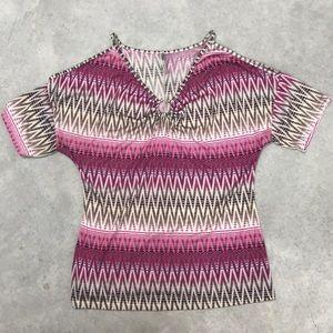 Yummy Plus blouse